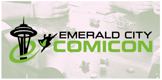 Cascade Games at Emerald City Comic Con 2020