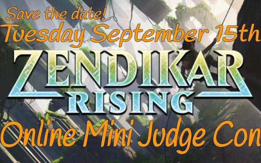Benelux mini conference: Zendikar Rising