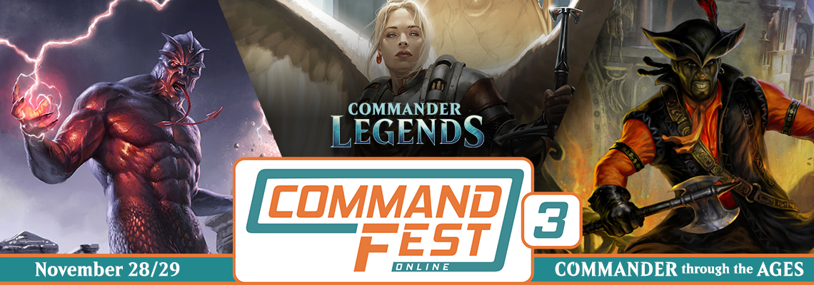 CommandFest Online 3