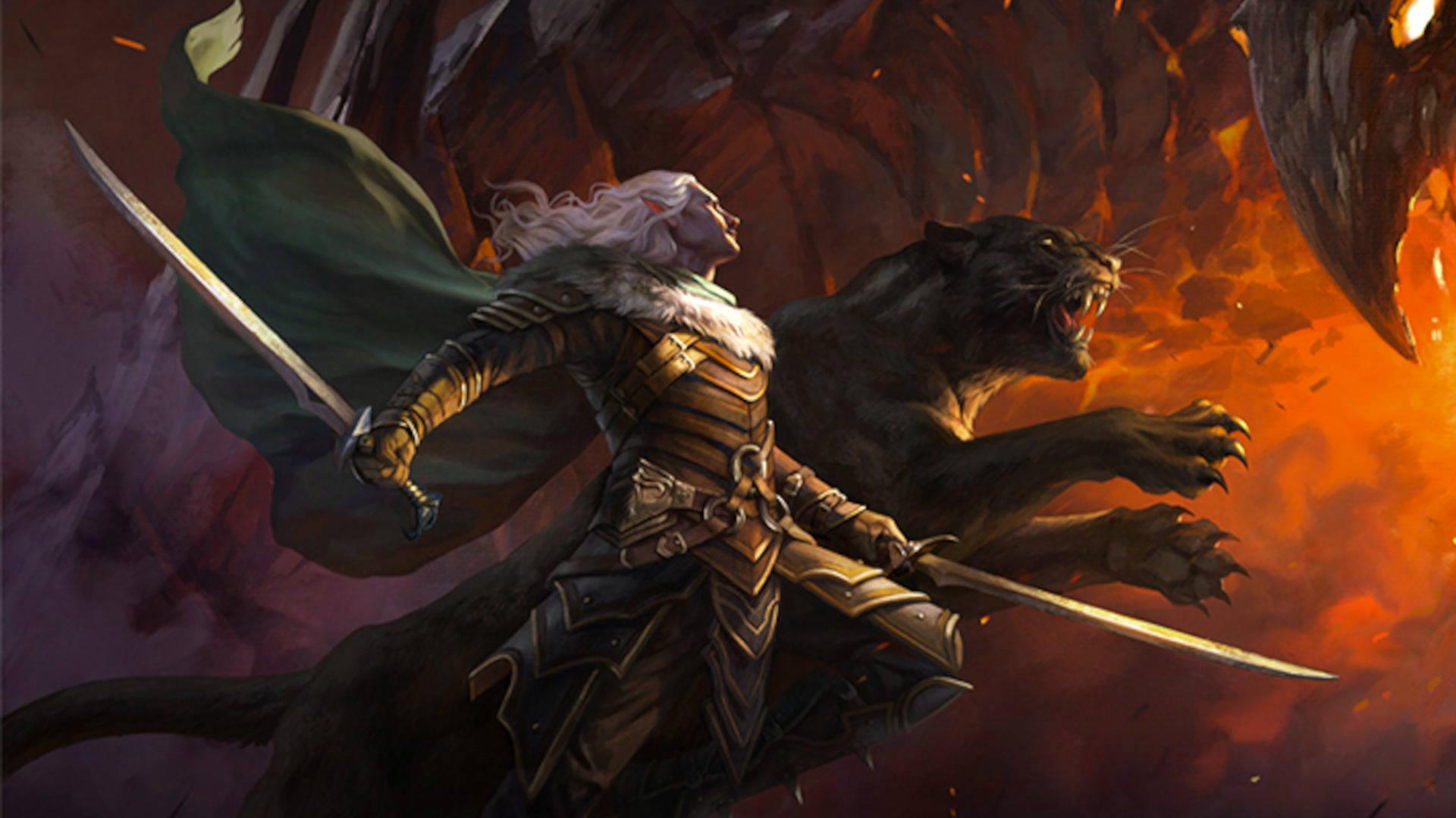 Conferência de Pré-Lançamento - Dungeons & Dragons