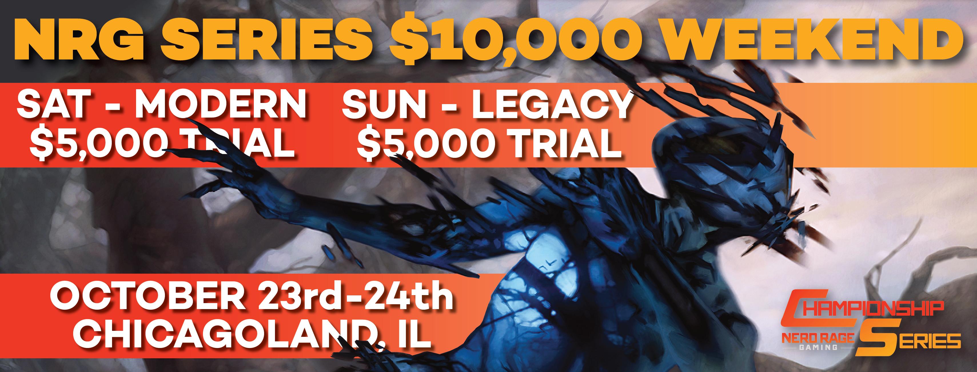 NRG Series Chicago Trial Weekend - October 2021