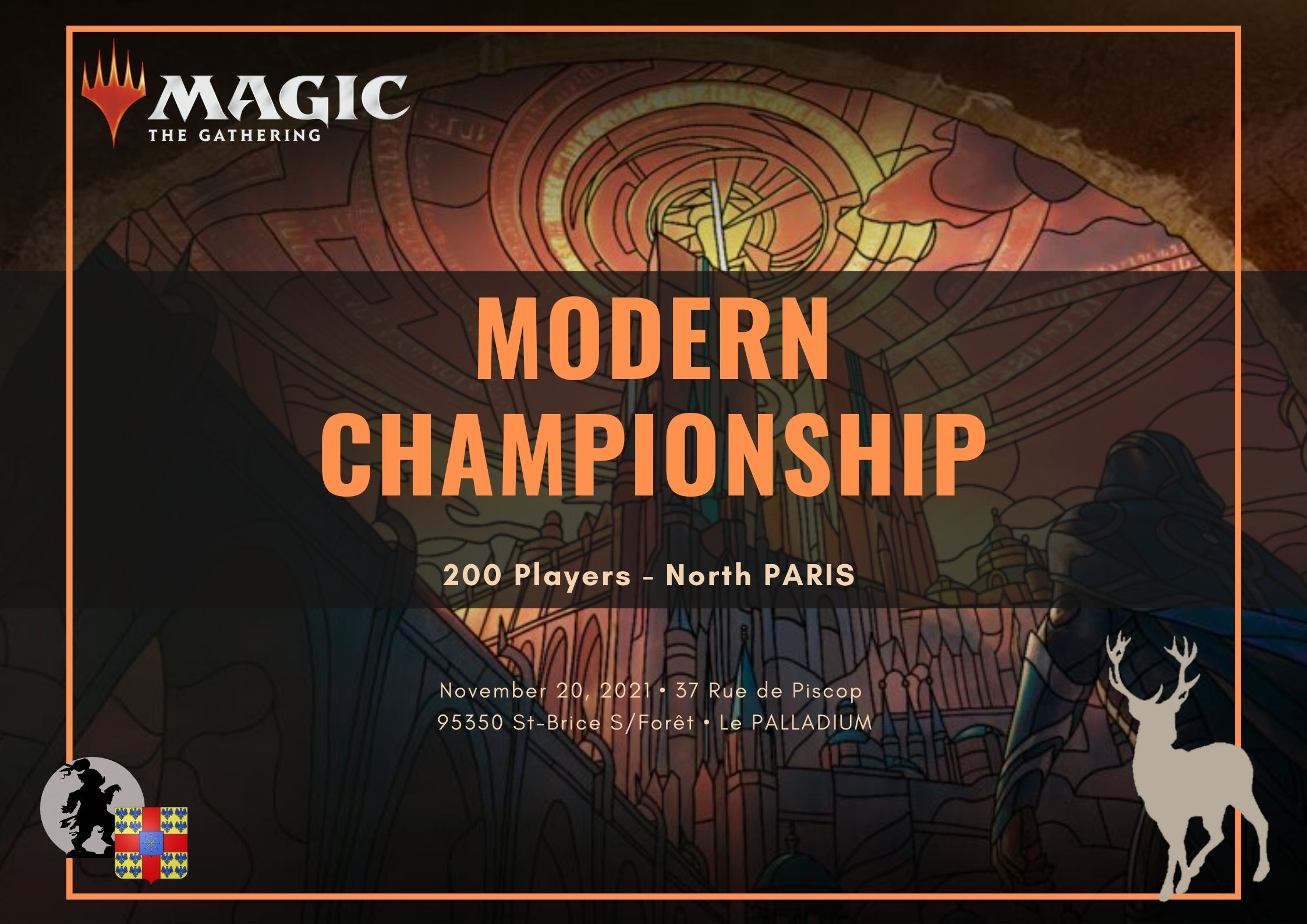 Modern Championship Paris - La Biche